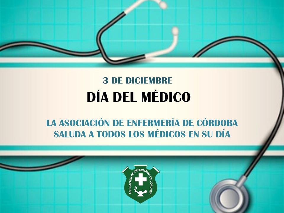 3 de Diciembre - Día del Medico 1