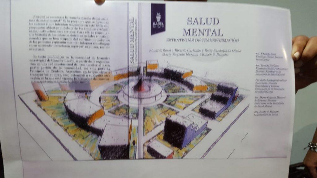 Presentación del Libro Salud Mental: Estrategias de transformación 3