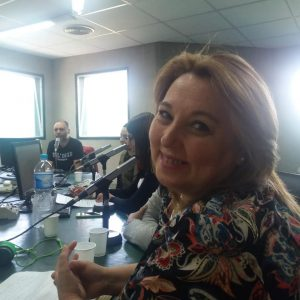 AEC invitada a la Radio Sucesos para hablar sobre Nursi 1