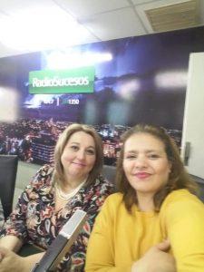 AEC invitada a la Radio Sucesos para hablar sobre Nursi 2