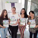 """Presentación del libro """"10 Años de Trabajo - Conserjería en Derechos Sexuales y Reproductivos en el Ámbito de la Salud Publica"""" 2"""