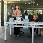 """Presentación del libro """"10 Años de Trabajo - Conserjería en Derechos Sexuales y Reproductivos en el Ámbito de la Salud Publica"""" 6"""