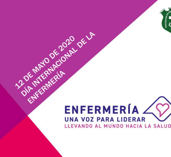 DÍA INTERNACIONAL DE LA ENFERMERÍA – Salutaciones y noticias