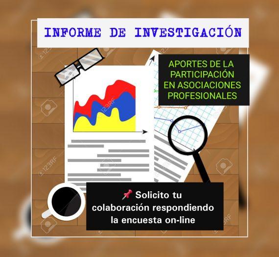 ATENCIÓN SOCIOS/AS DE AEC – Encuesta para la UNC