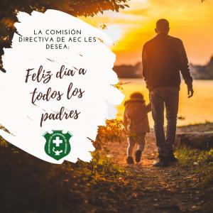 ¡Feliz día del Padre! - 21 de junio 2020