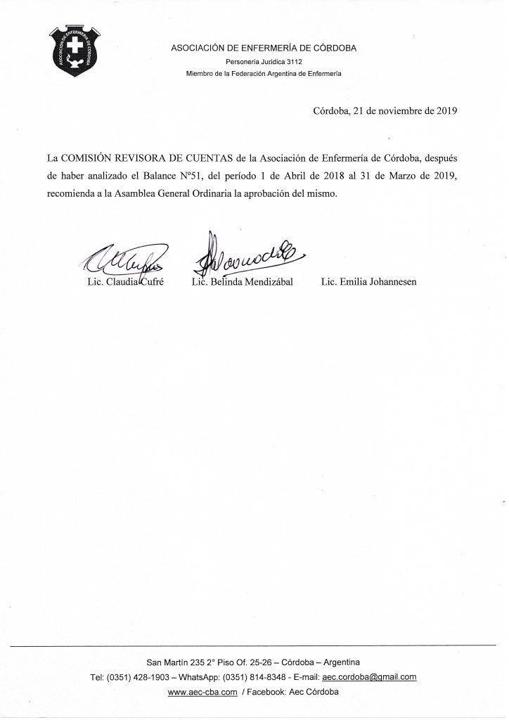 Convocatoria a Asamblea General Ordinaria - 2020 - Requisitos 2