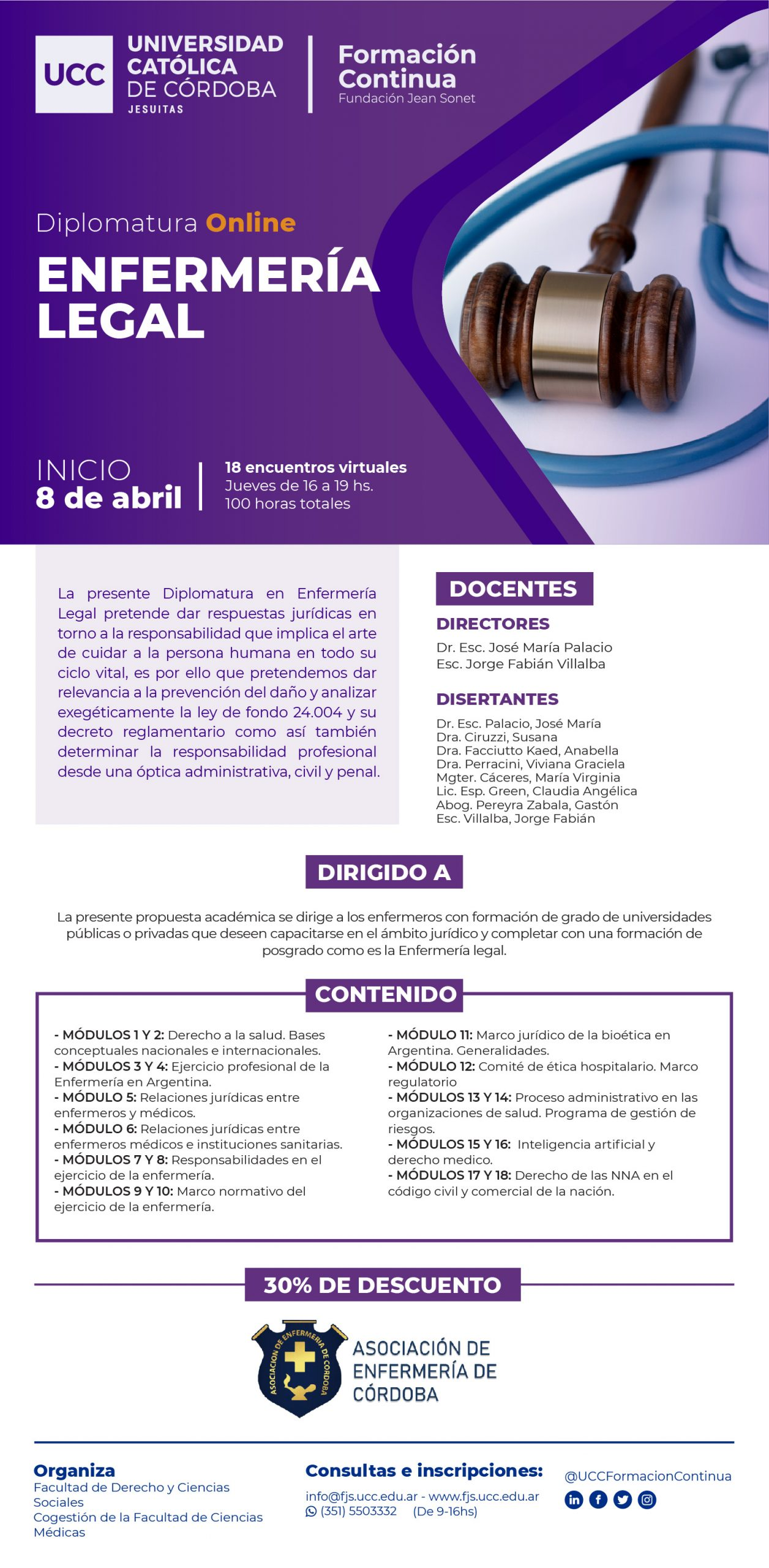 BENEFICIOS PARA NUESTROS/AS SOCIOS/AS