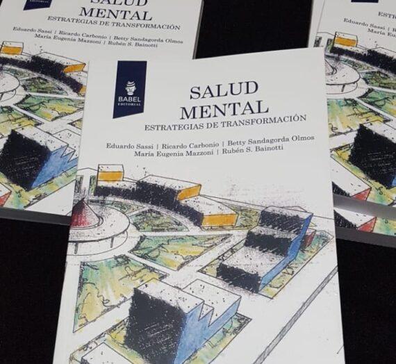 Presentación del Libro Salud Mental: Estrategias de transformación