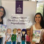 """Presentación del libro """"10 Años de Trabajo - Conserjería en Derechos Sexuales y Reproductivos en el Ámbito de la Salud Publica"""" 3"""